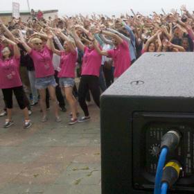 Flash Mob Sound