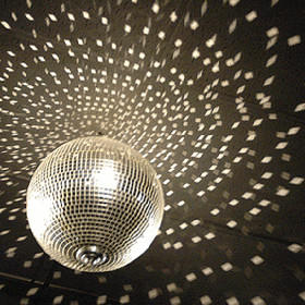 Mirror Disco Ball Hire