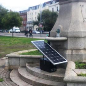 Solar Generator Hire