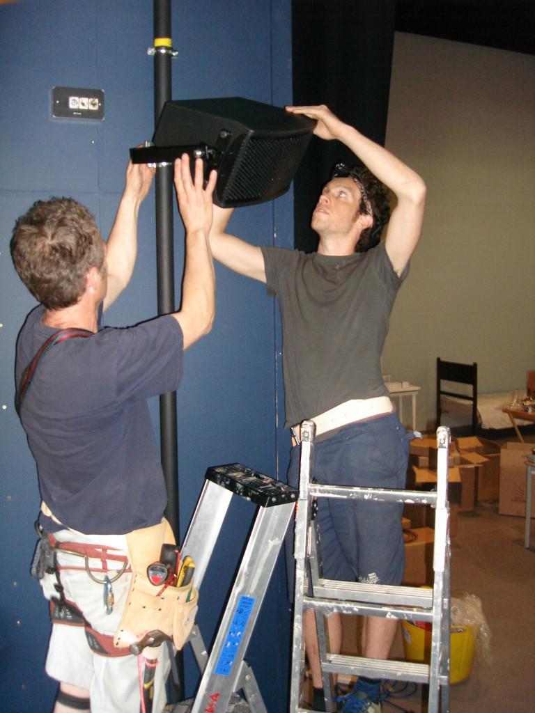 Theatre Sound Installation
