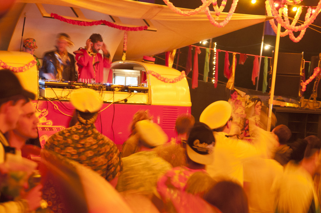 Festival Sound System Hire