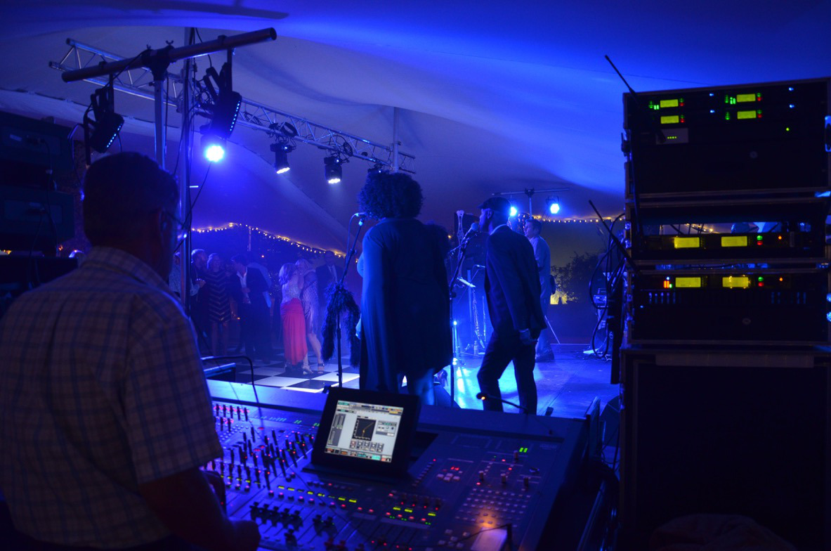 Live Pa Hire M People Case Study