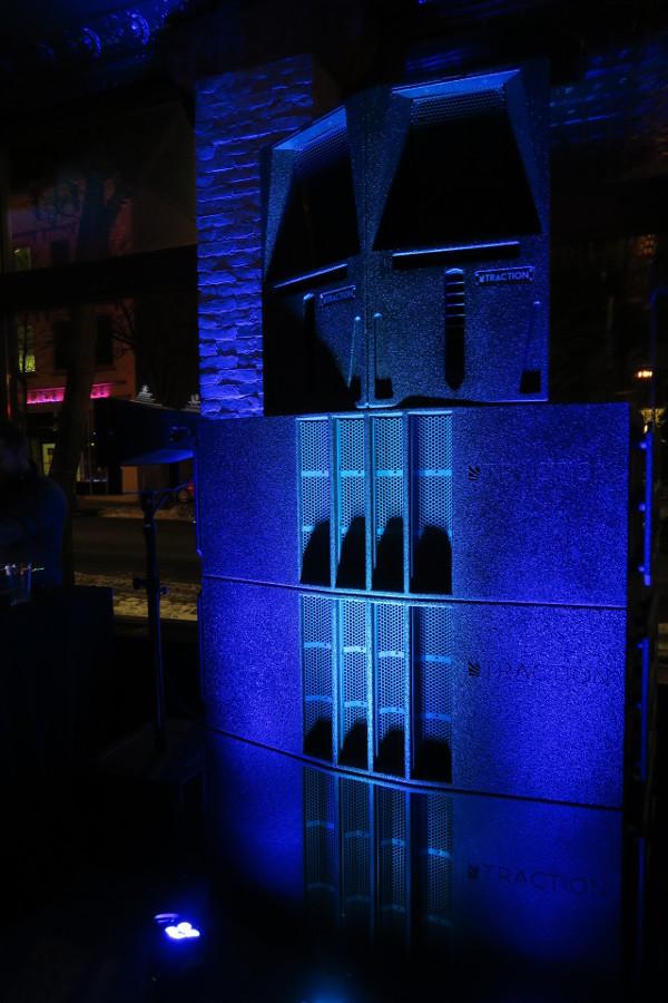 Nightclub Sound System