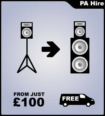 Pa Hire Brighton Sound System